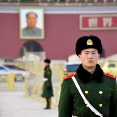 Per le strade di Pechino