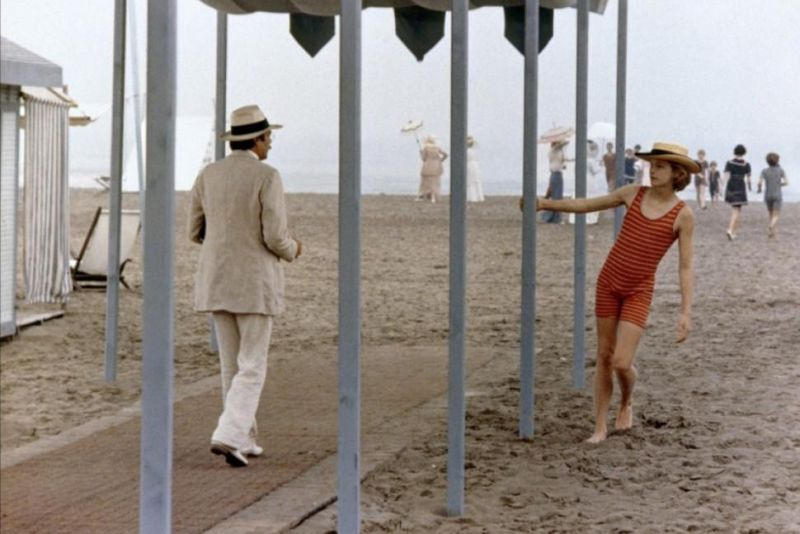 La morte a Venezia di Luchino Visconti